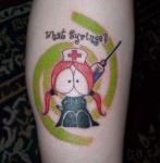 Nurse-Tattoo